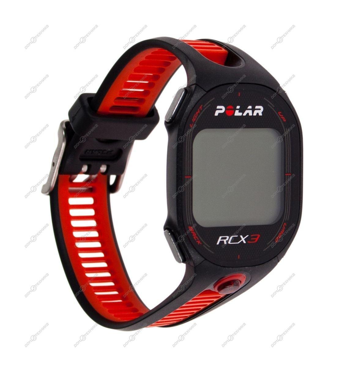 Спортивные часы Polar RCX3M Чёрный