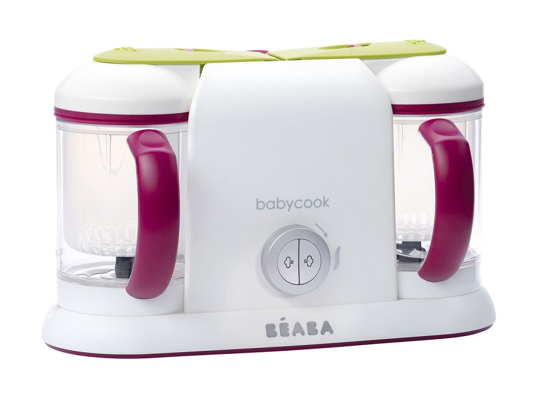 Блендер-пароварка Beaba Babycook Duo (gipsy)