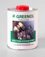 Greenol Промывка инжектора - Injection System Purge, 1 литр
