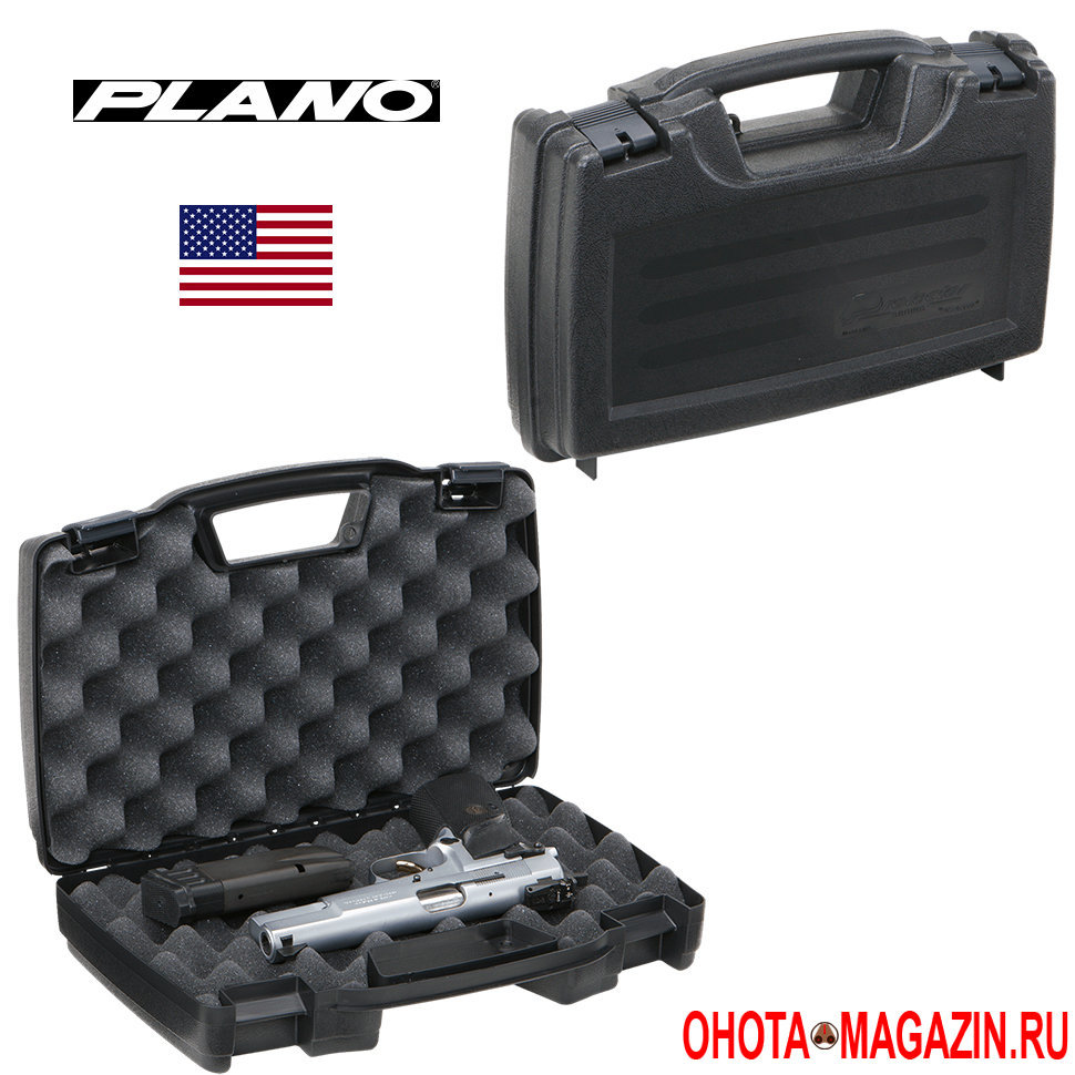 Кейс пистолетный Plano Protector Series Single