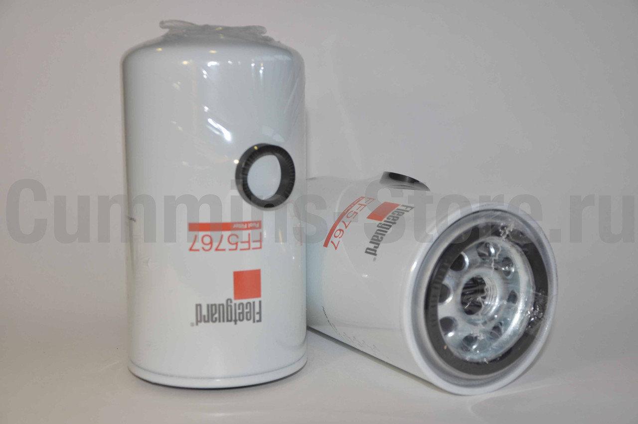 Топливный фильтр Флитгард / Fuel Filter Fleetguard FF5767 / Cummins 5301448