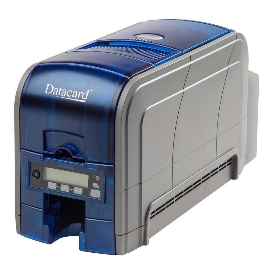 Карточный принтер Datacard SD160, односторонний, автоматический загрузочный лоток, USB, 510685-001