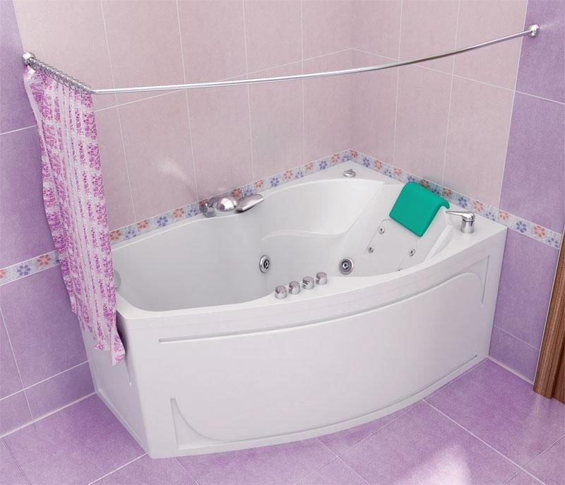 Акриловые ванны челны