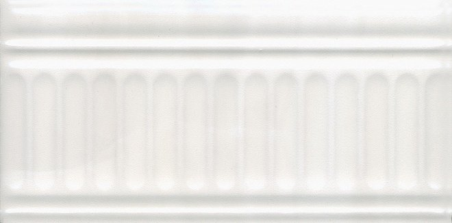Керамическая плитка Kerama Marazzi Летний сад светлый структура 19016/3F Бордюр 9,9x20