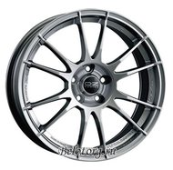 Диск OZ Racing Ultraleggera 7.5x17/5x112 D75 ET50 Crystal Titanium - фото 1