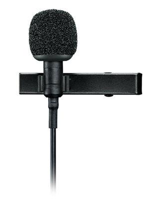 SHURE MOTIV MVL конденсаторный петличный микрофон для записи на мобильный телефон или планшетный компьютер