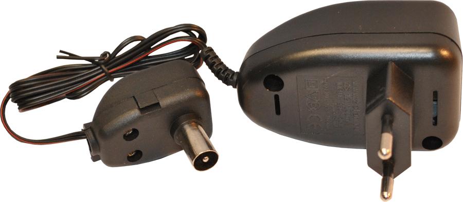 Блок (источник) питания 12v 100ma для активной ТВ антенны