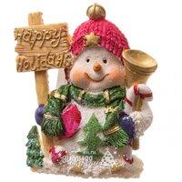 Магнит снеговик Koopman International