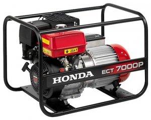 Бензиновые электрогенераторы хонда ест 7000