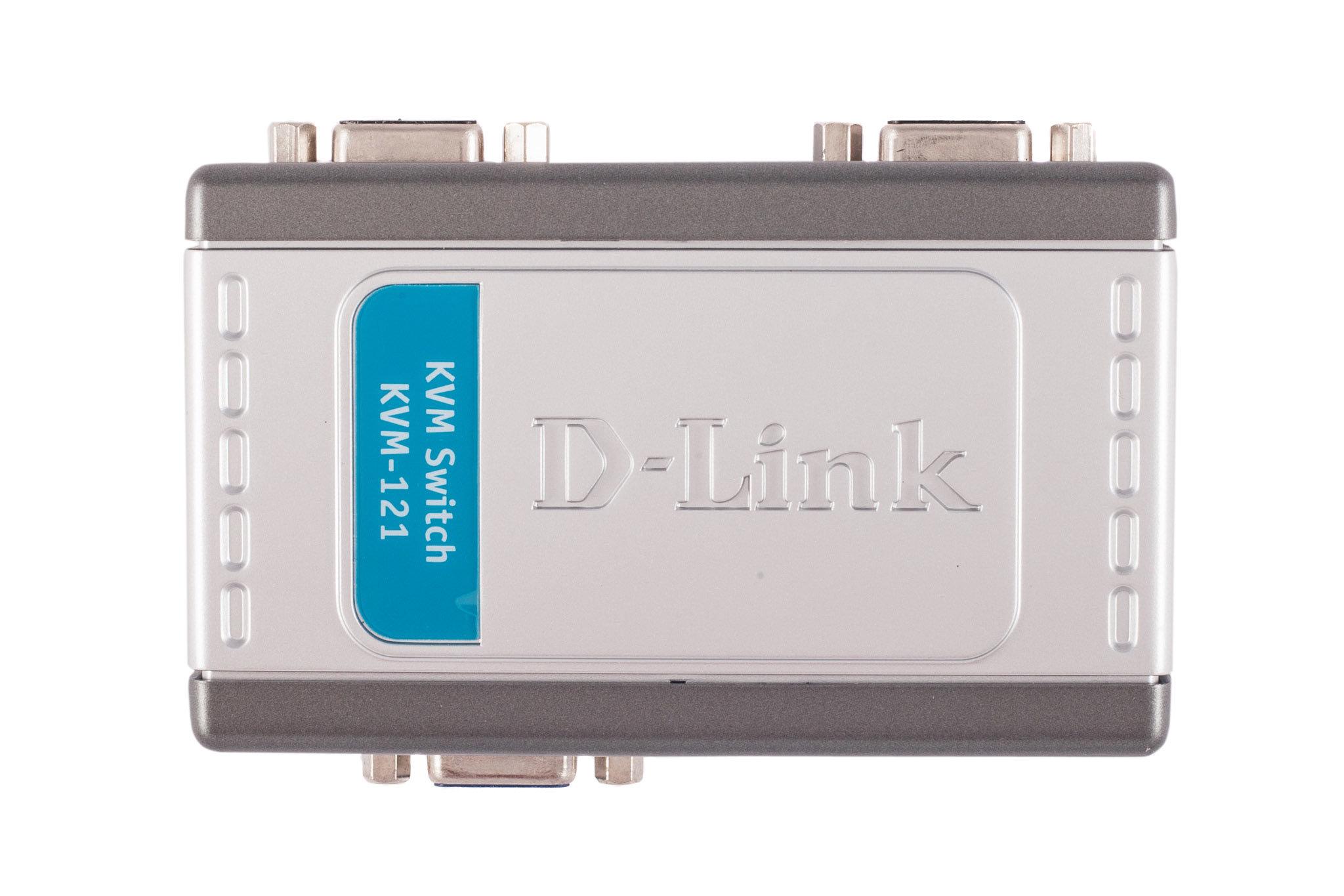 Переключатель D-Link KVM-121