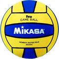 Мяч для водного поло Mikasa W6009C, размер женский, цвет желто-синий