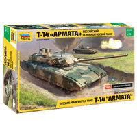 ZVEZDA Модель сборная - Российский основной боевой танк Т-14 - Армата