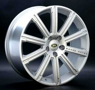 литой колесные диски Replica Land Rover (LR14) 9x20 ET53 PCD5*120 (Серебро) DIA 72.6 - фото 1