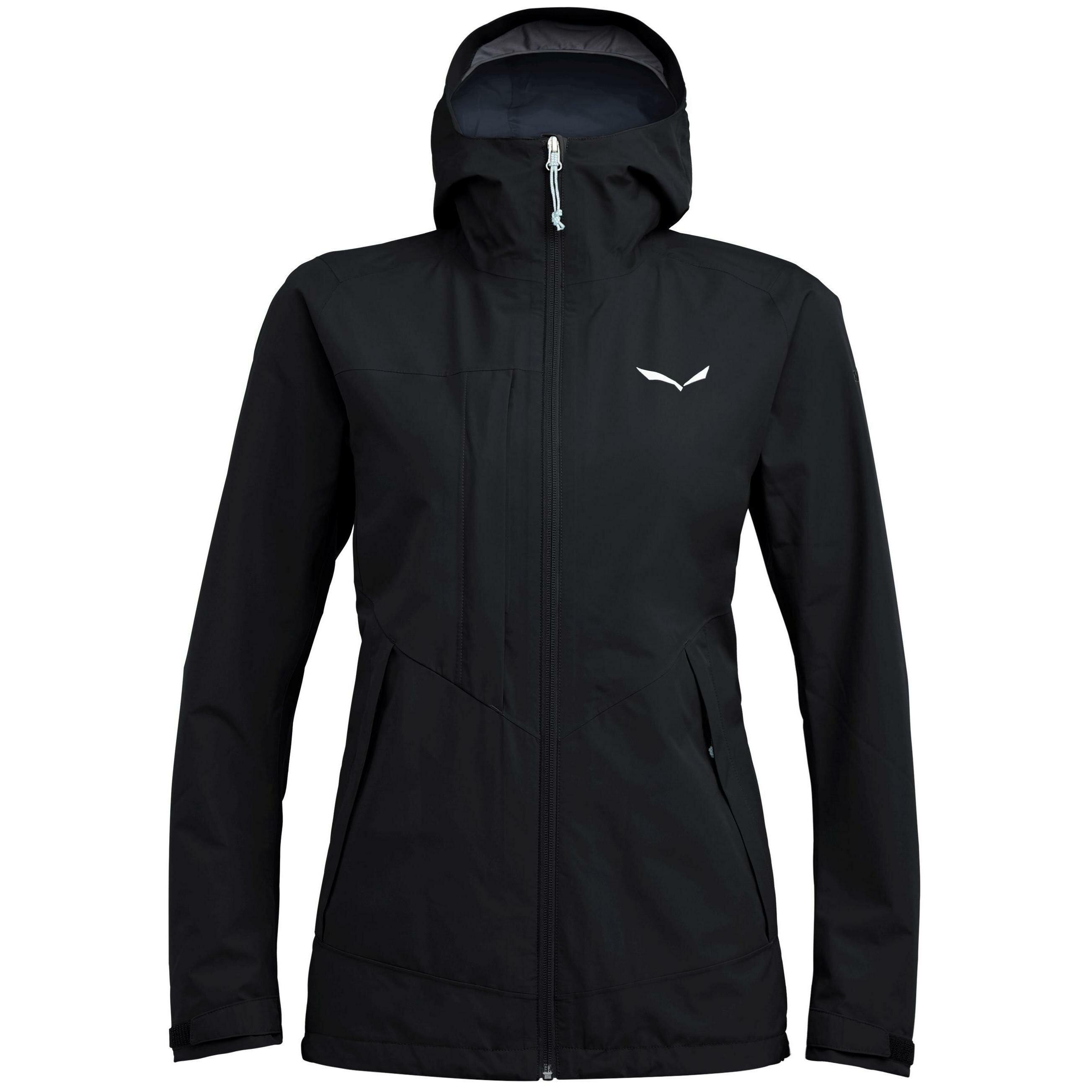Куртка Для Активного Отдыха Salewa 2019 Puez 2 Gtx 2L W Jkt Black Out (Eur:42/36)