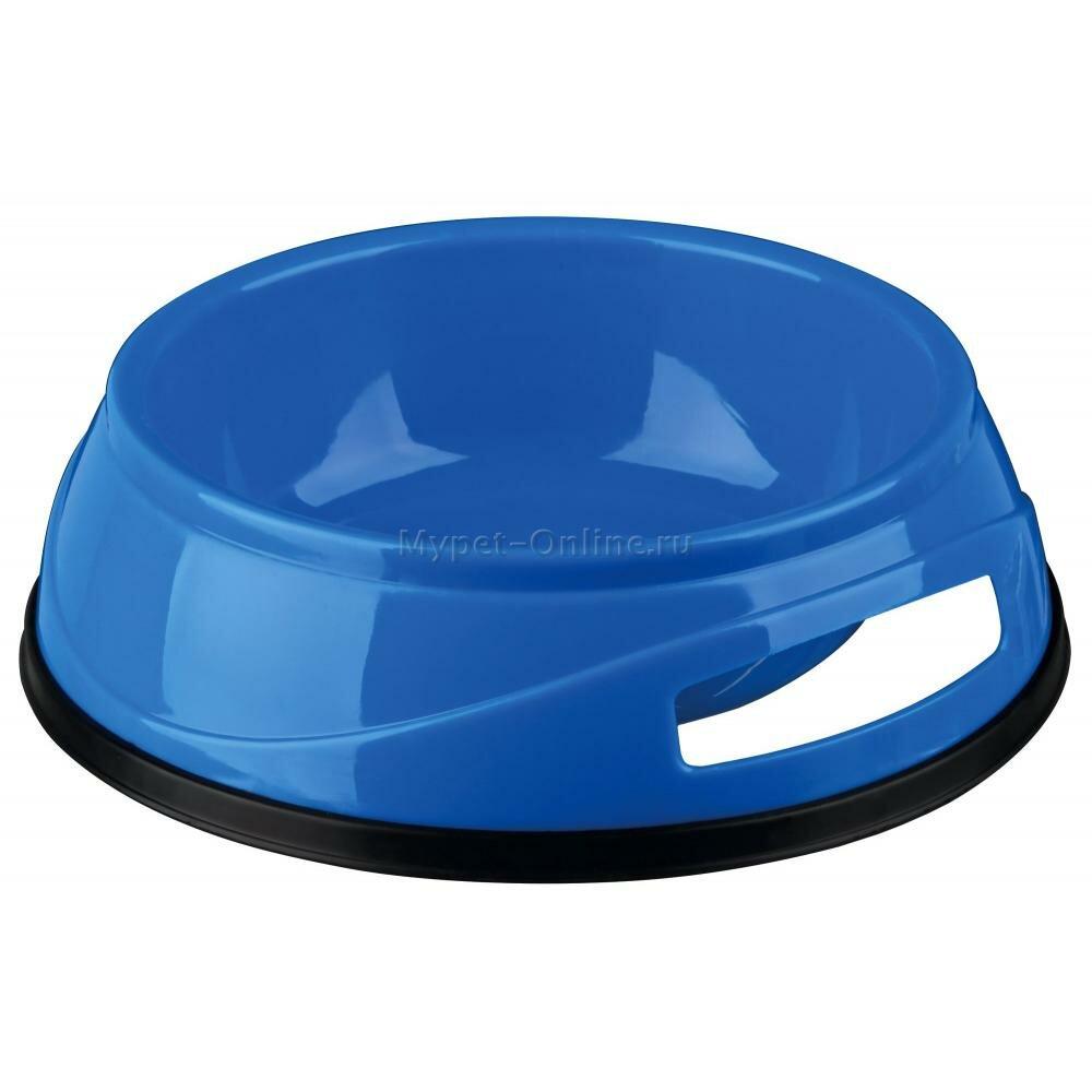 Миска для собак Trixie Plastic Bowl, размер 20см.