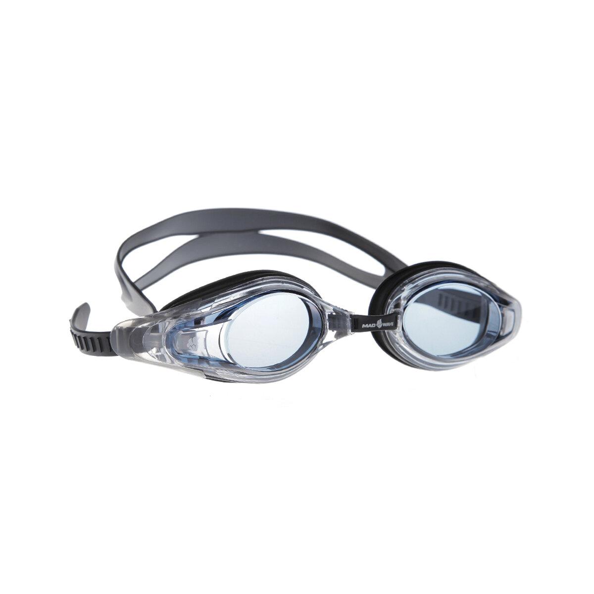 Очки для плавания с диоптриями Mad Wave Optic Envy Automatic