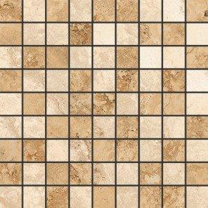 Плитка Kerranova (коллекция Shakespeare) Мозаика Mosaic 2c4002/m01 Beige Brown 30*30