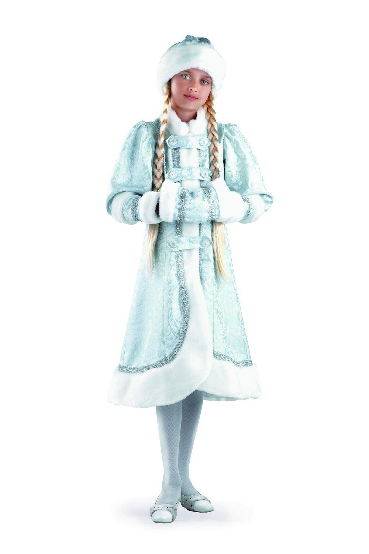 Костюм карнавальный «Снегурочка Княжеская»