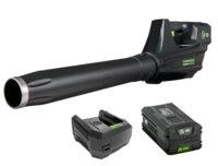 Аккумуляторный воздуходув Воздуходув аккумуляторный Greenworks 82V GB-500 GD82BLK5, бесщёточный с АКБ 5 А*ч и ЗУ