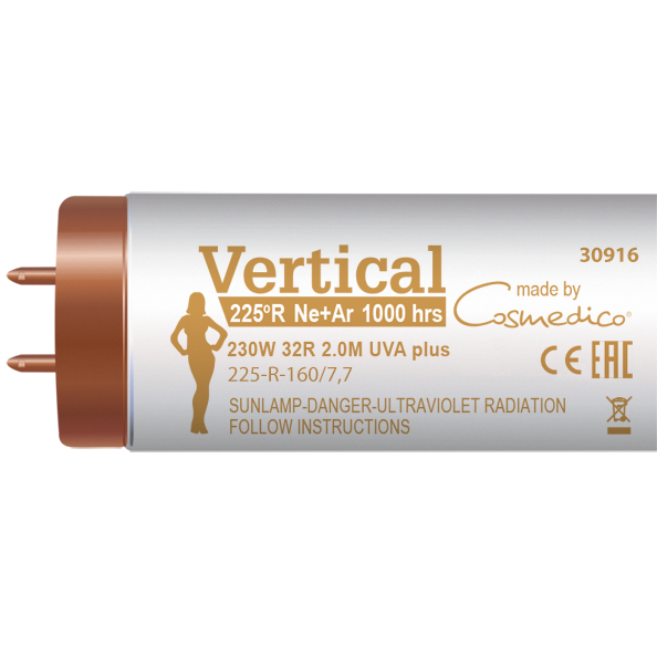 Лампа VERTICAL 230W 3,2% 225R 200 см.