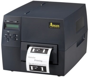 Argox F1-SB (термо/термотрансферная печать, интерфейс LPT, COM, USB 2.0, PS/2, ширина печати 104мм, скорость 152мм/с)
