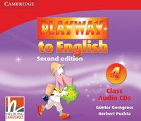 "Gunter Gerngross, Herbert Puchta ""Playway to English 4 Class Audio CDs / Аудиодиски"""
