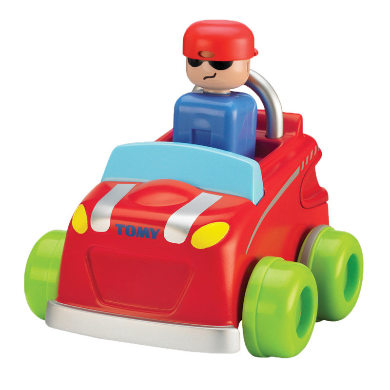 Игрушка Tomy Машинка Нажимай и гоняй E1012-3
