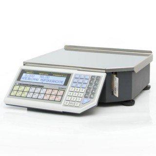 Весы с печатью этикеток Штрих-Принт ФI 15-2.5 Д2(н) ver. 4.5, 15 кг /4 г.