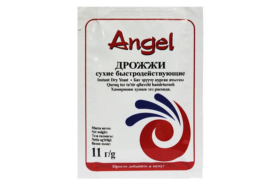 Дрожжи хлебопекарные Angel Yeast, 11 г