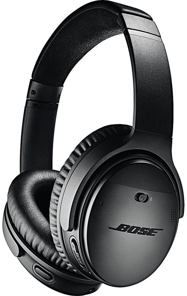 Bluetooth-наушники Bose QuietComfort 35 II с микрофоном (Black)
