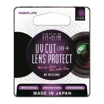 Светофильтр Marumi FIT + SLIM MC UV 37mm