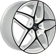 Колесный диск YST X-19 6.5x16/5x112 D57.1 ET50 Черный - фото 1