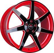 Колесный диск YOKATTA MODEL-57 8x18/5x112 D66.6 ET39 Черный - фото 1