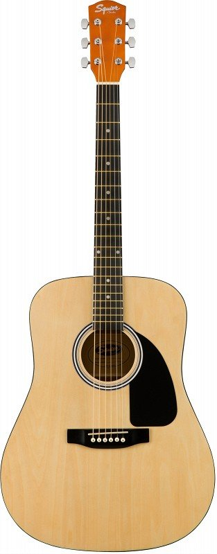 FENDER SQUIER SA-150 DREADNOUGHT, NAT акустическая гитара, дредноут, цвет натуральный