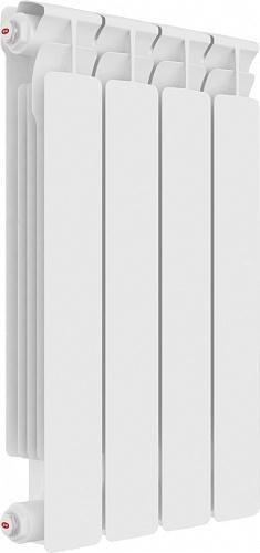 биметалические радиаторы отопления Радиатор биметаллический Rifar Alp 500 4 секции