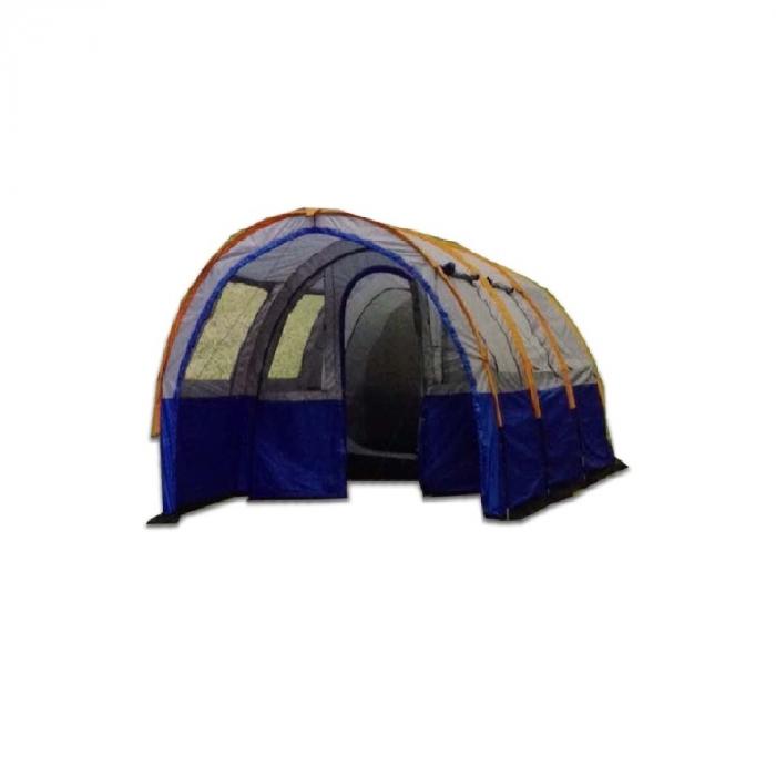 Туристическая палатка 4 местная Lanyu 1801 (480х260х200 см)