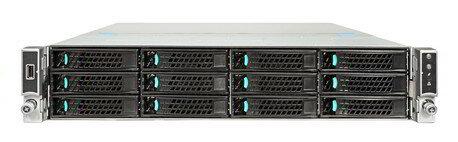 "Сервер Intel R2312WTTYSR 2U Xeon E5-2600v4 19"""