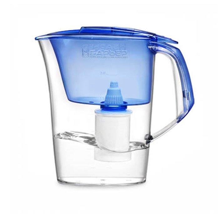 """Фильтр для воды барьер """"стайл""""(синий)"""