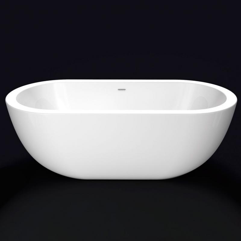 Акриловая ванна BelBagno BB27 150x78 Белая