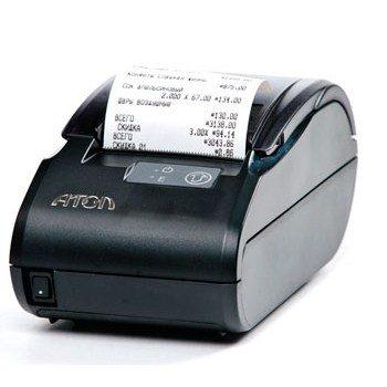 Принтер чеков FPrint-11 для ЕНВД, черный, RS+USB, автоотрез, 44/57 мм