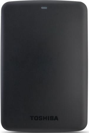 """Внешний жесткий диск 2.5"""" USB3.0 500Gb Toshiba Canvio BasicS HDTB305EK3AA черный"""
