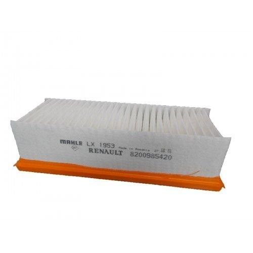 Воздушный фильтр двигателя Рено Дастер дизель. (арт. 8200985420) ZI8200985420