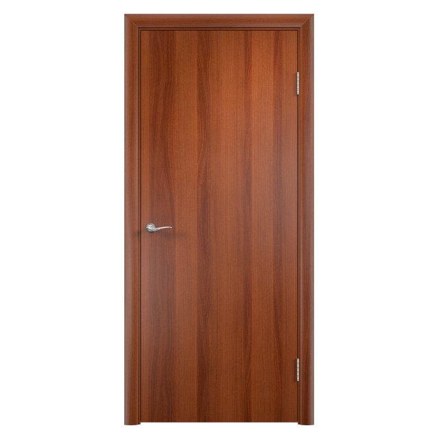 полотно дверное VERDA ДПГ 800 итальянский орех лам. с замком