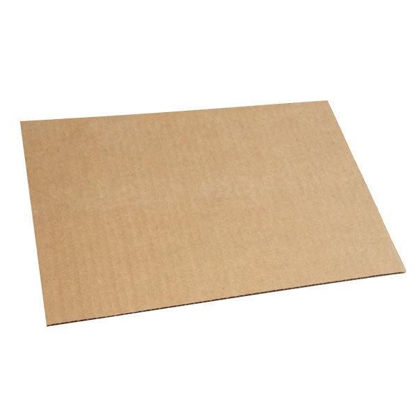 Укрывной картон Т21 - гофрокартон 1200*2060мм