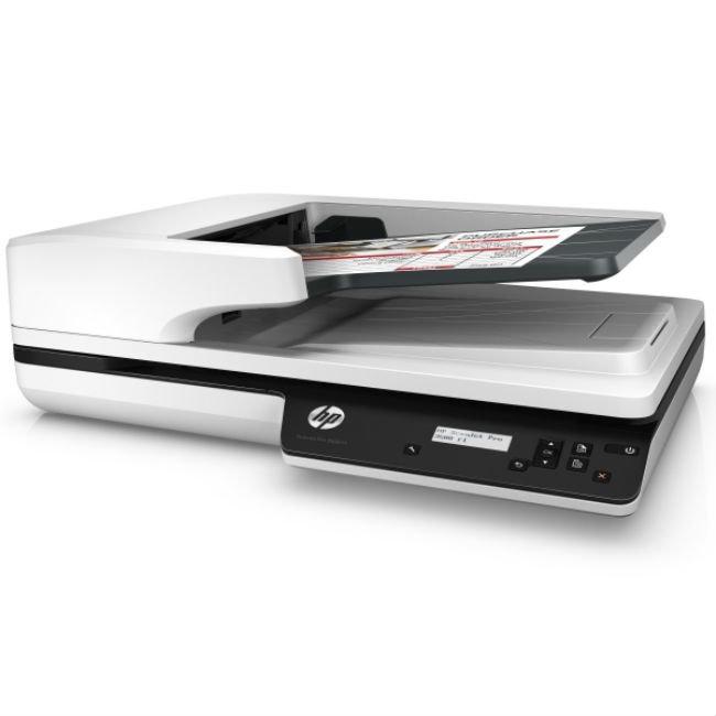 Сканер HP Scanjet Pro 3500 f1 Flatbed Scanner (L2741A)