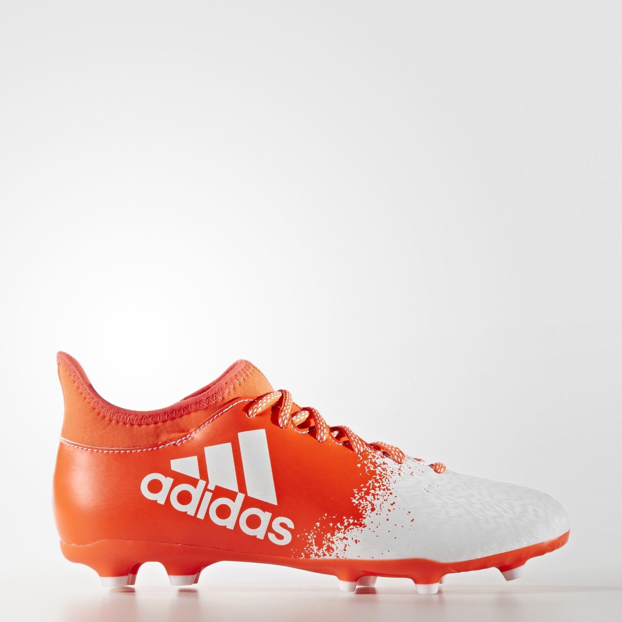 Футбольные бутсы (мяг.покр.) X 16.3 FG W adidas Performance Solar Red/White/Solar Red