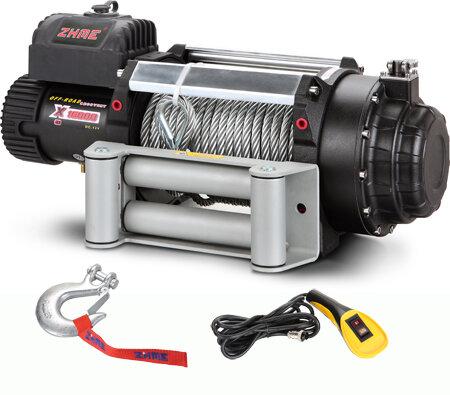 Автомобильная электрическая лебедка Master WInch X16800-24V