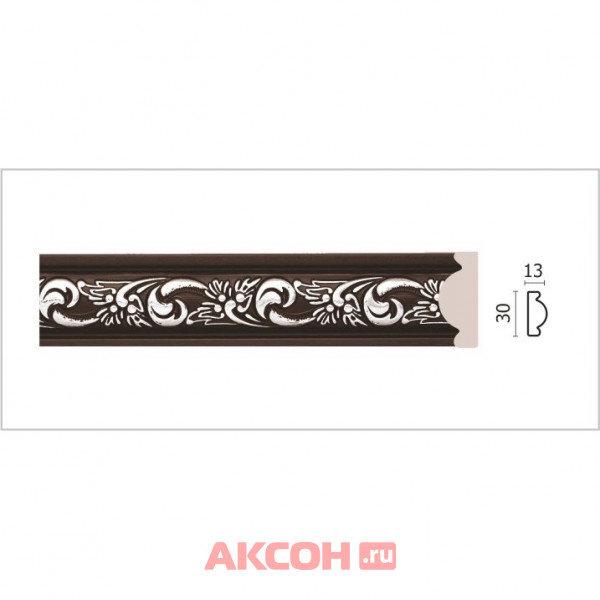 молдинг decor-dizayn 30*13*2400мм 157-39s/42