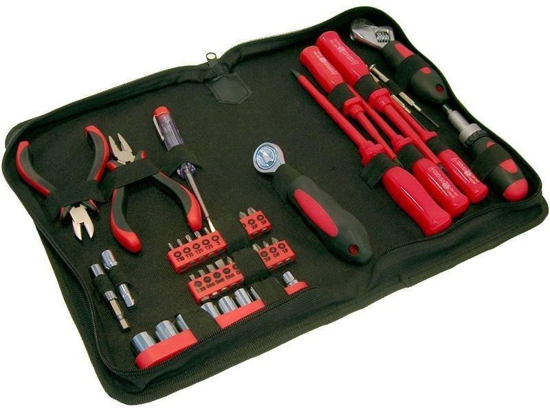Набор инструментов, 45 предметов Fit 65140