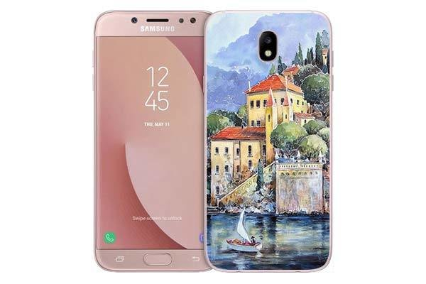 Чехол Gosso для Samsung Galaxy J7 (2017)
